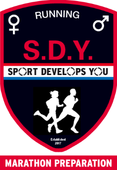 Sport Develops You Running